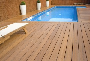The best decks for the swimming pool